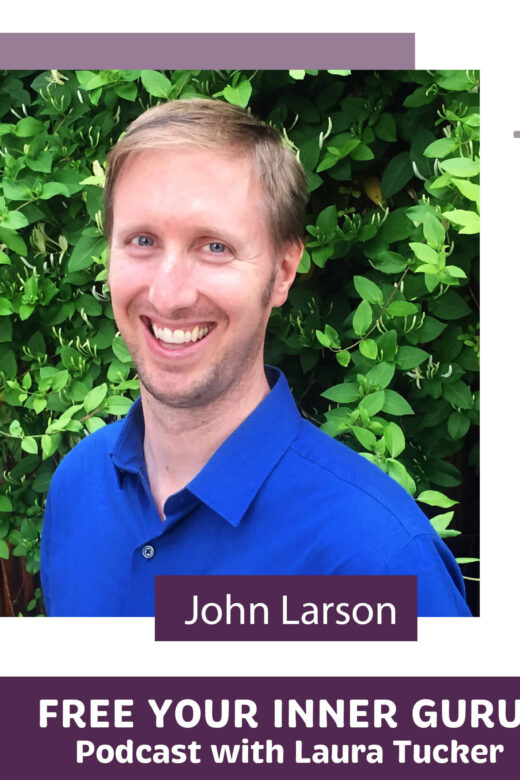 John Larson CoachAccountable Make Coaching Better Free Your Inner Guru Podcast