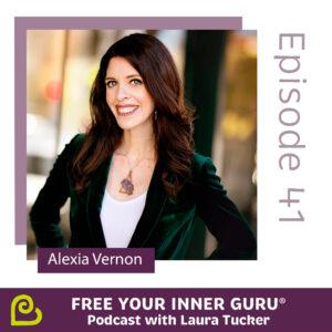 Alexia Vernon Step Into Your Moxie
