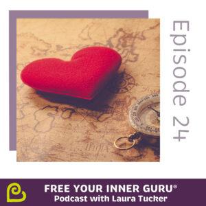 Self Sovereignty Journey Heart Free Your Inner Guru Podcast
