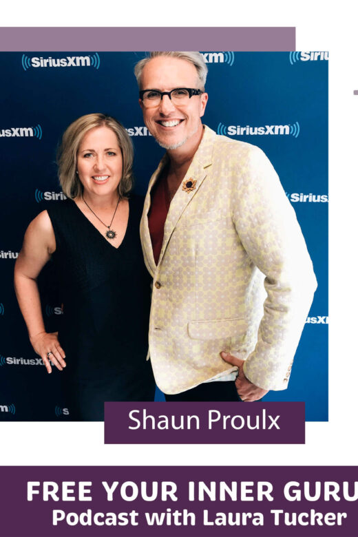 Shaun Proulx Summer of Self Care Free Your Inner Guru Podcast