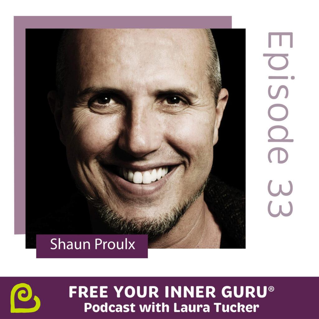 Shaun Proulx Thought Revolution