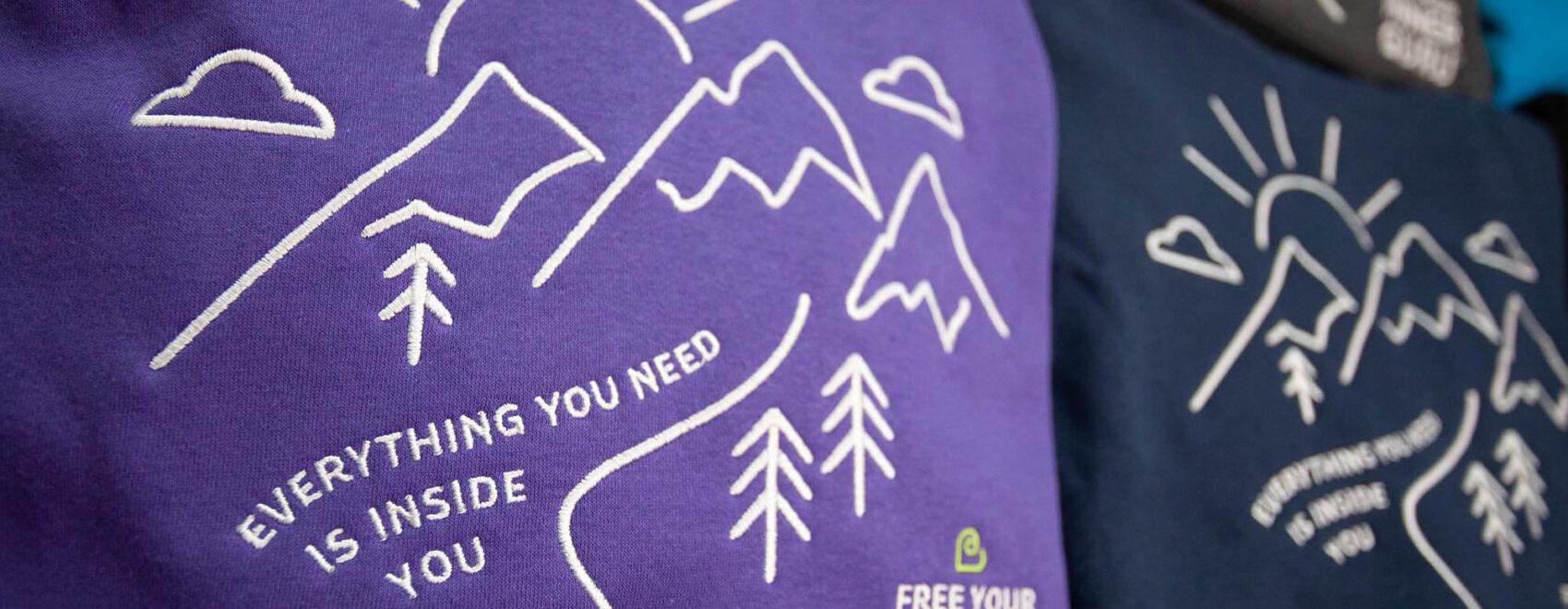 Free Your Inner Guru Shop Hoodie T Shirt Notebooks
