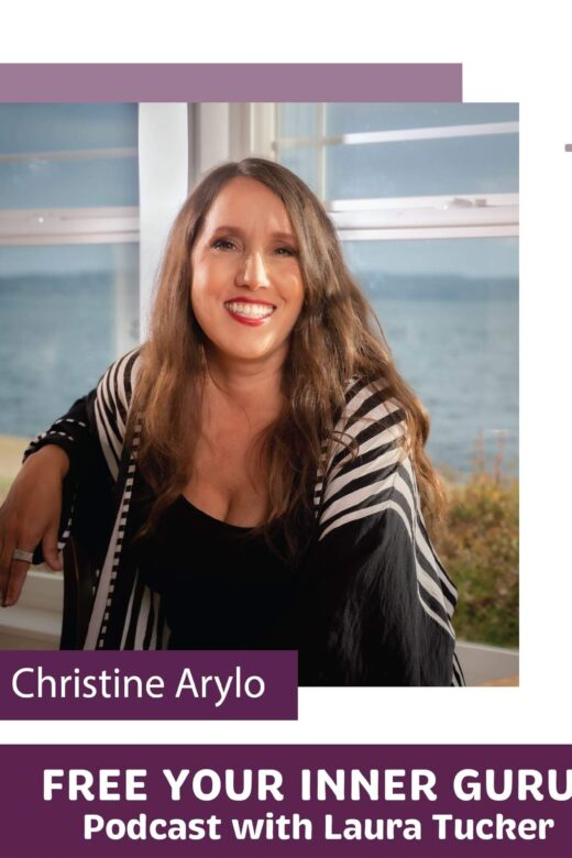 Christine Arylo Femiinine Wisdom Rise Above Overwhelm Free Your Inner Guru