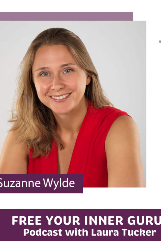 Suzanne Wylde - The Art of Coming Home Free Your Inner Guru Podcas