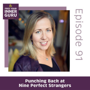 Photo of Free Your Inner Guru host Laura Tucker